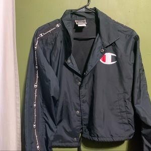 Champions crop jacket